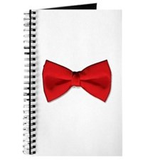 Bow Tie Red Journal