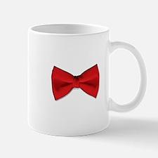 Bow Tie Red Mug