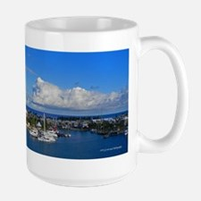Royal Nava Dockyard Large Mug