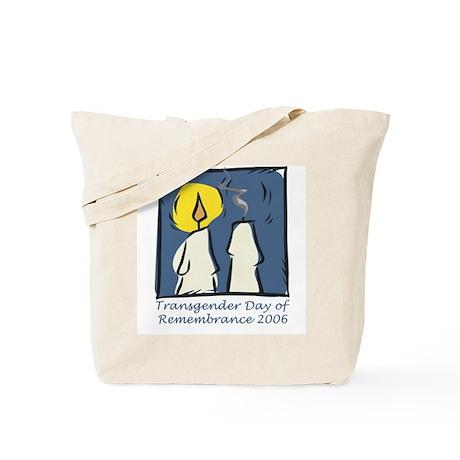 Transgender Day of Remembrance Tote Bag