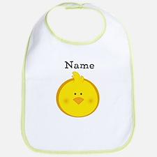 Personalized Chick Bib