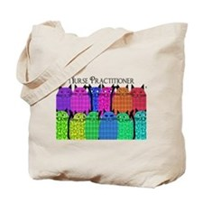 Nurse Practitioner CATS.PNG Tote Bag