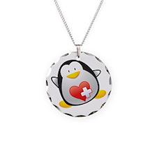 Penguin Nurse Necklace