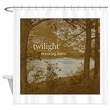 Twilight Breaking Dawn Shower Curtain