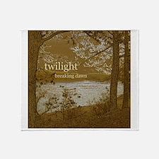 Twilight Breaking Dawn Throw Blanket
