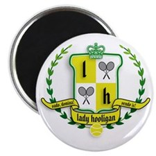 LH Coat of Arms Magnet