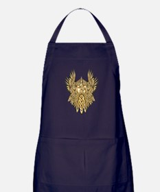 Odin - God of War Apron (dark)