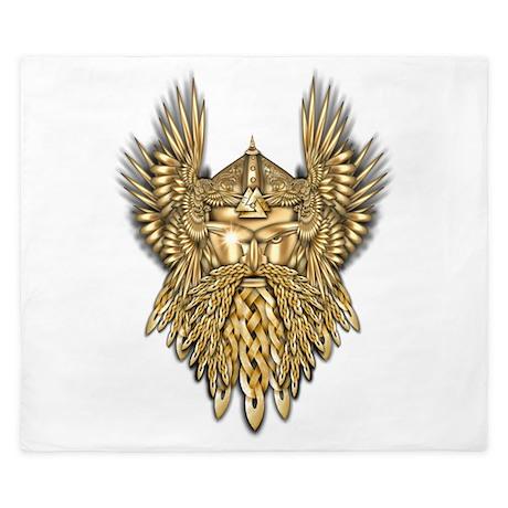 Odin - God of War King Duvet