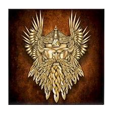Odin - God of War Tile Coaster
