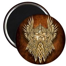 Odin - God of War Magnet