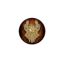 Odin - God of War Mini Button