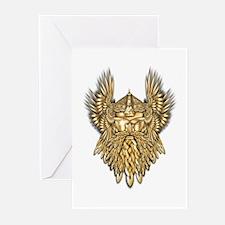 Odin - God of War Greeting Cards (Pk of 10)
