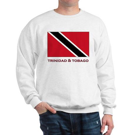 Trinidad & Tobago Flag Stuff Sweatshirt
