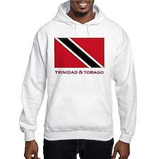 Trinidad & Tobago Flag Stuff Hoodie