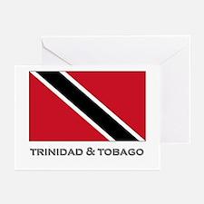 Trinidad & Tobago Flag Gear Greeting Cards (Packag
