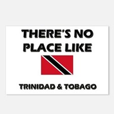 There Is No Place Like Trinidad & Tobago Postcards