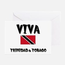 Viva Trinidad & Tobago Greeting Cards (Package of