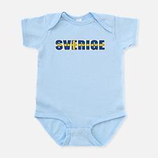 Sweden Infant Creeper