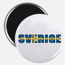 """Sweden 2.25"""" Magnet (10 pack)"""