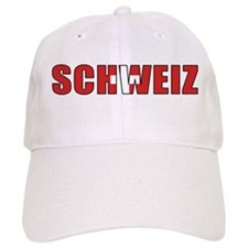 Switzerland (German) Baseball Cap