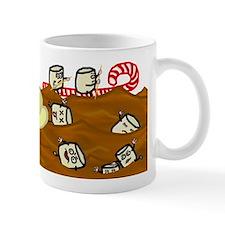 Marshmallows Drowning in Hot Chocolate Small Mug
