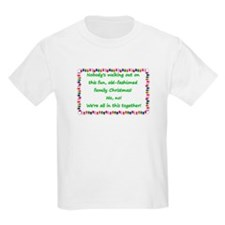 National Lampoon's Christmas Vacation quote T-Shirt