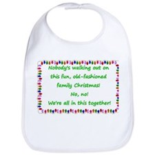 National Lampoon's Christmas Vacation quote Bib