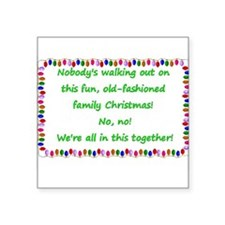 National Lampoon's Christmas Vacation quote Square