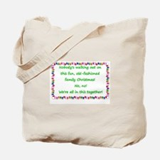 National Lampoon's Christmas Vacation quote Tote B