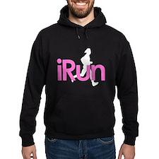 Irun In Pink Hoodie (Dark)