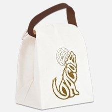 Team Jacob Canvas Lunch Bag