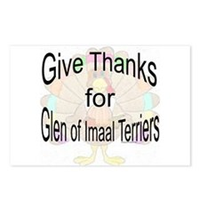 Thanks for Glen of Imaal Postcards (Package of 8)