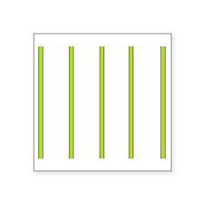 """Three Kokopelli #105 Square Sticker 3"""" x 3"""""""