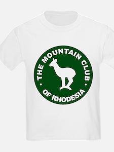 Rhodesian Mountain Club green T-Shirt