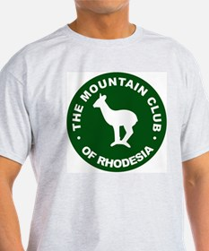 Rhodesian Mountain Club green T-Shirt
