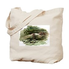 Copping Ophelia Tote Bag