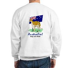 Australia Hop On Over Sweatshirt
