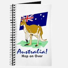 Australia Hop On Over Journal
