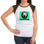I LOVE MY PIT BULL Women's Cap Sleeve T-Shirt
