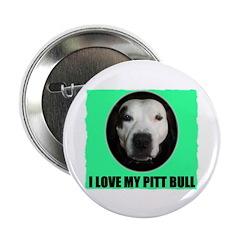 I LOVE MY PIT BULL 2.25