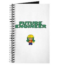 Future Engineer Children's Notebook
