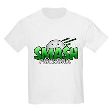 Smash Pickleball Player T-Shirt