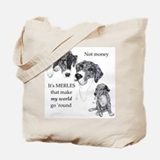 Merles World Tote Bag