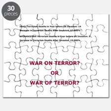 War on Terror or War of Terror? Puzzle