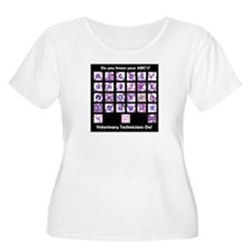 Do You Know Your ABC's? T-Shirt