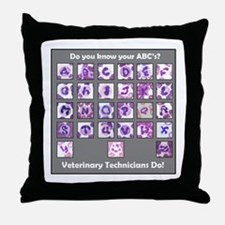 Do You Know Your ABC's? Throw Pillow