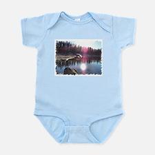 Cruising the Mountains Infant Bodysuit