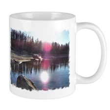 Cruising the Mountains Mug