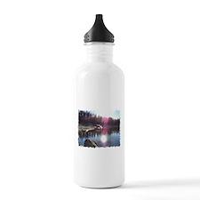 Cruising the Mountains Water Bottle