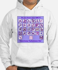 Do you know your ABC's? Hoodie